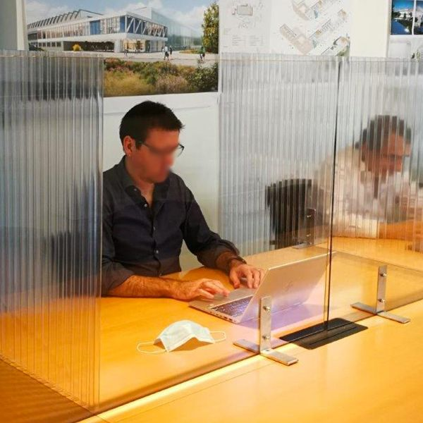 image du produit : Protection au bureau-1