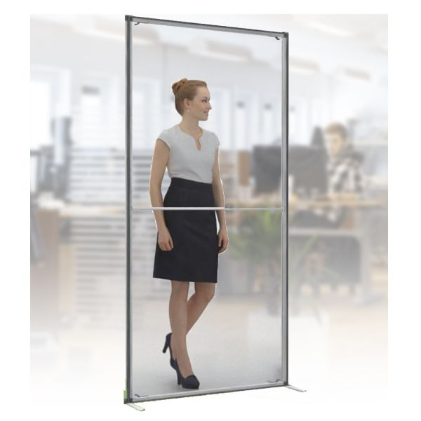 image du produit : Protection Q-Frame autoportante