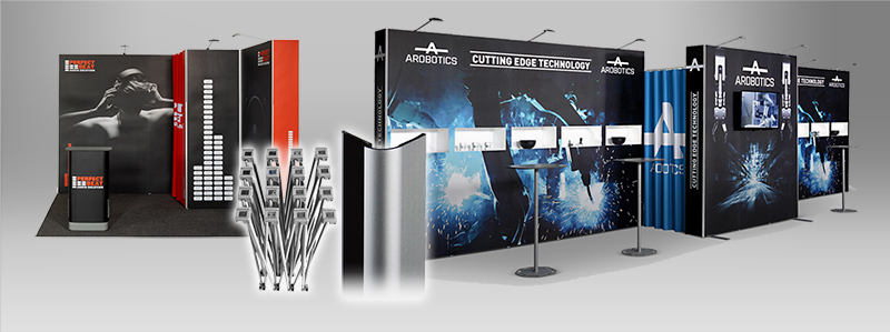 stand3D - stands display et écomodulables
